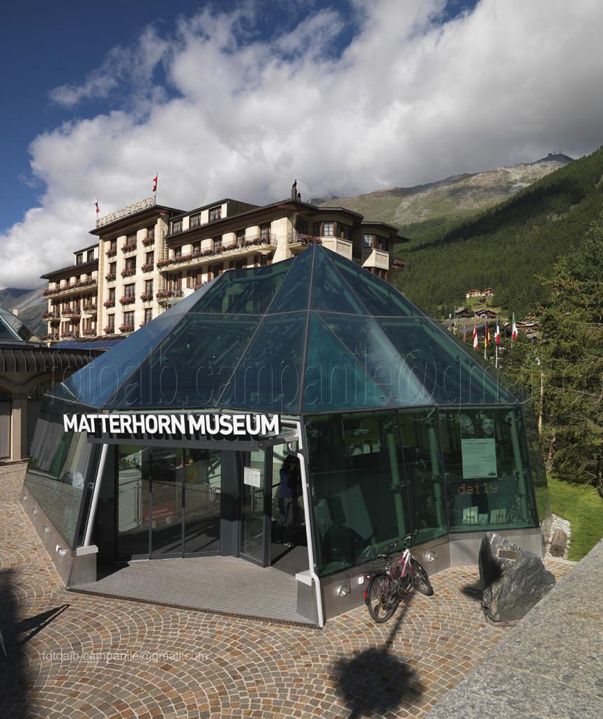 Zermatt CH 30 Matterhorn museum 0000