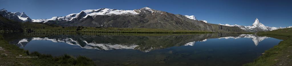 Zermatt CH 262 Stellisee e il Cervino 0000
