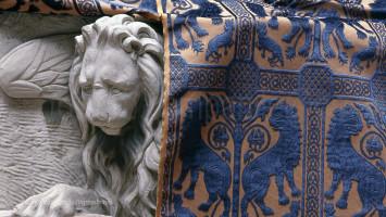 Sestiere Santa Croce Venezia tess 6 Luigi Bevilacqua, Antica tessitura serica