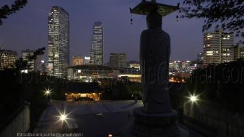212 Corea Sud 1180CR Seoul tempio Bongeunsa - Copia
