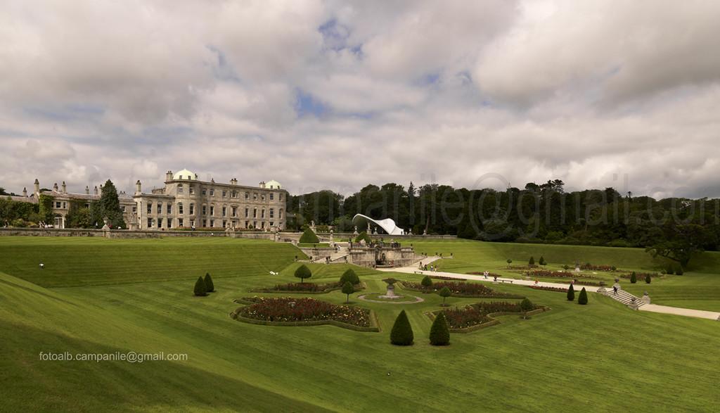 Irlanda 469 Enniskerry, Powerscourt House and Garden 0000