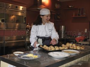 Irlanda 86 Ashford Ballynocken Country House scuola di cucina 0000