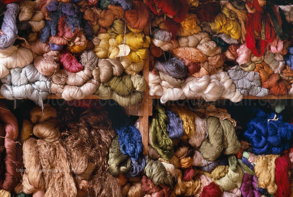 Sestiere Santa Croce Venezia tess 014 Luigi Bevilacqua, Antica tessitura serica
