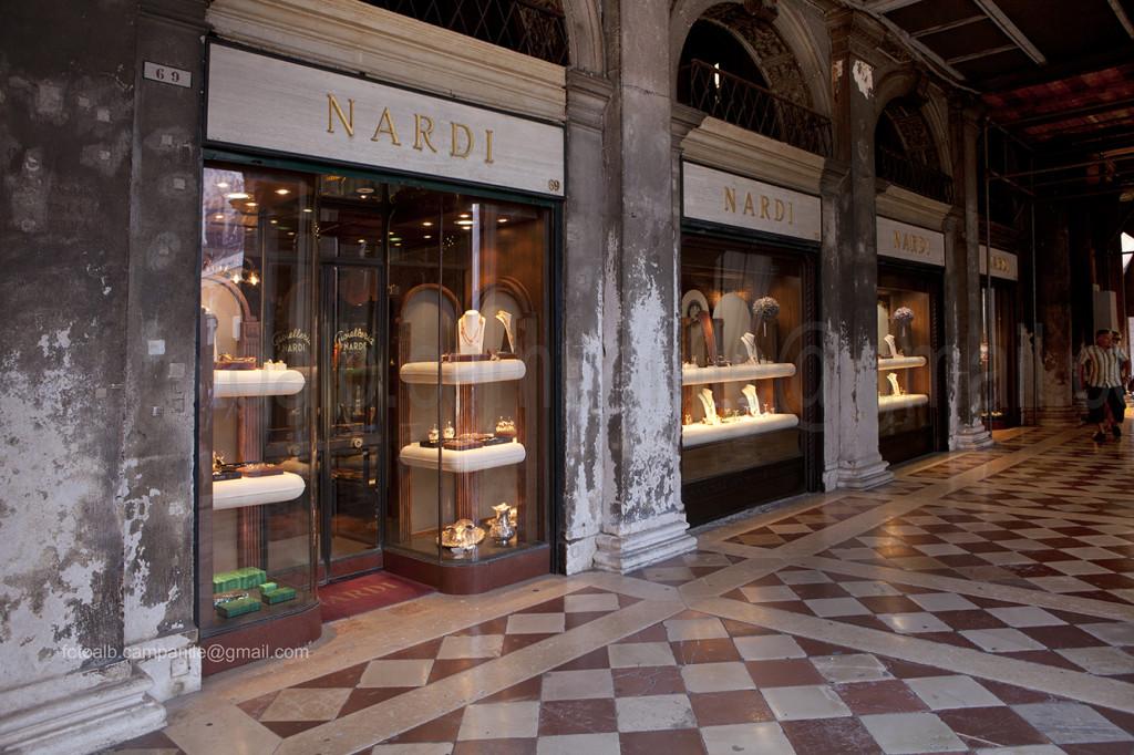 Venezia 2054 San Marco Gioielleria Nardi