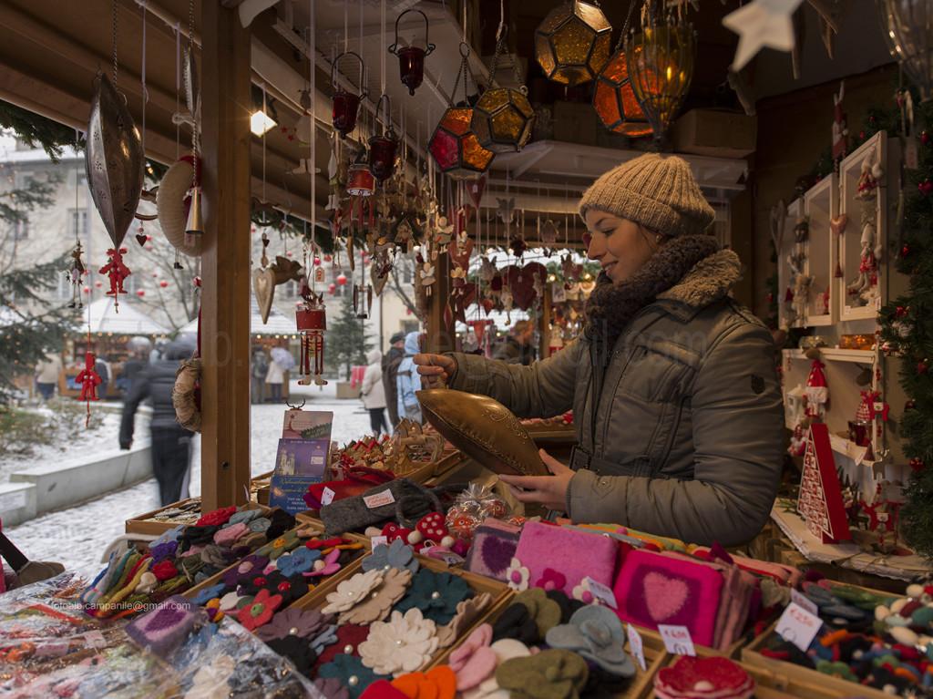 318 Bressanone 321M Piazza Duomo Mercatino di Natale