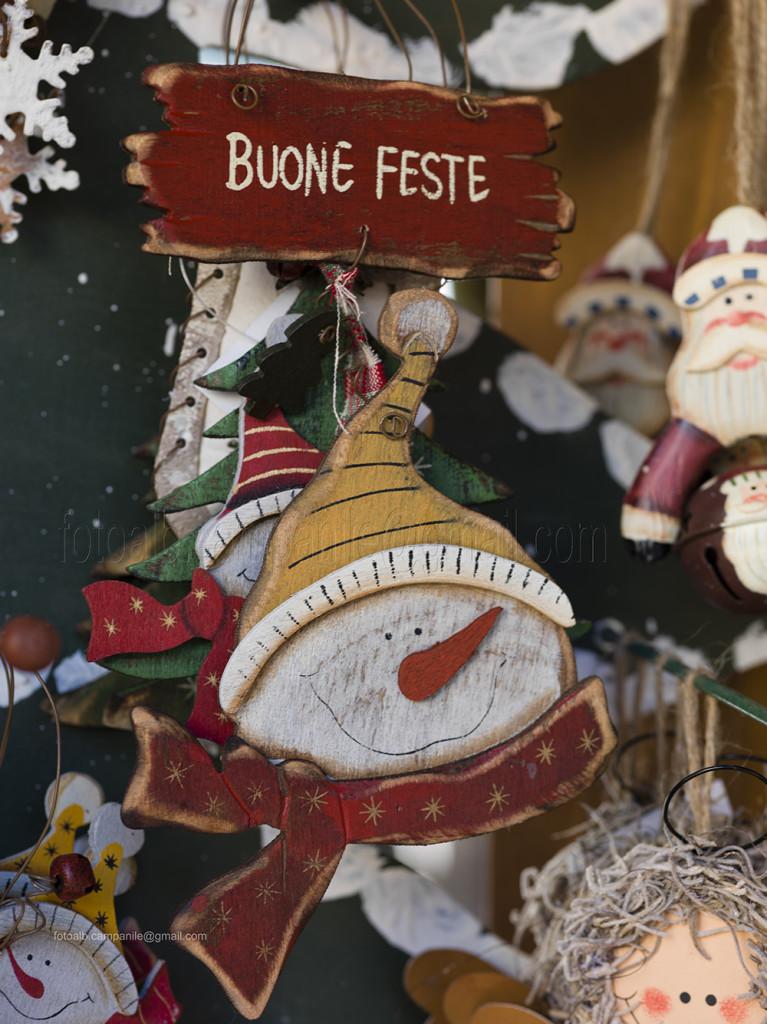 Bressanone 130M Piazza Duomo Mercatino di Natale