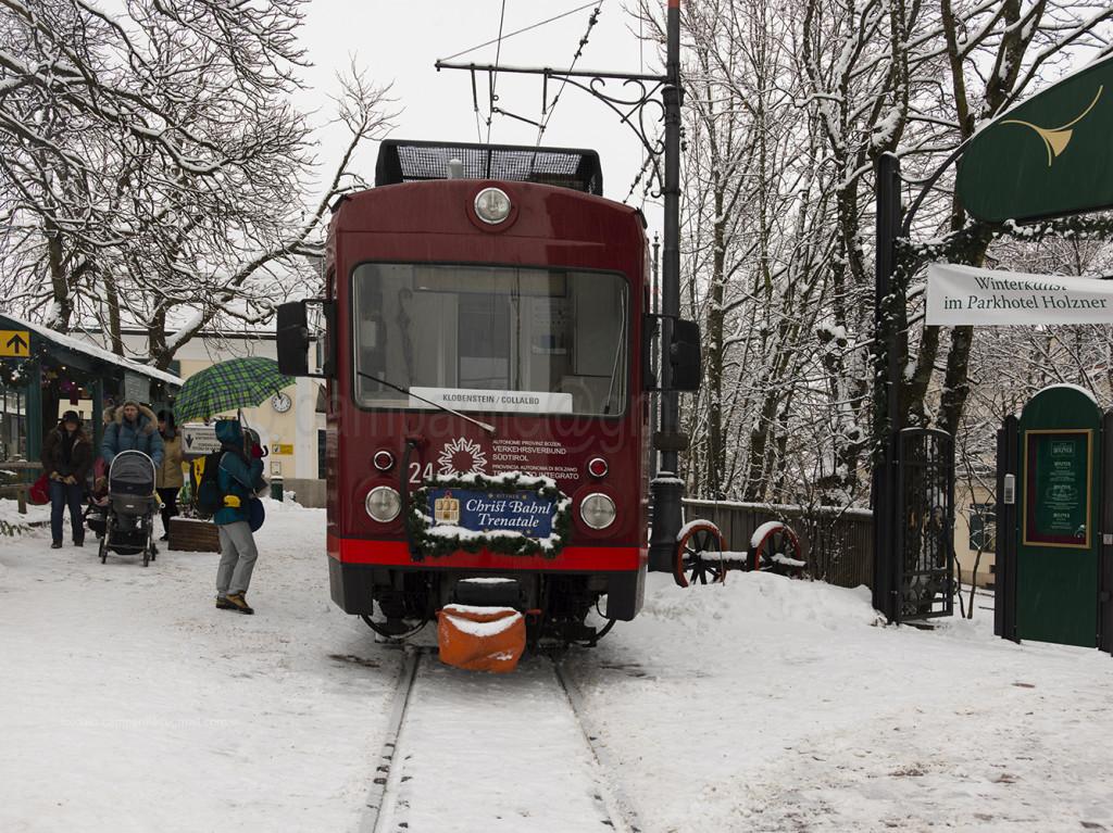 Renon 069M Soprabolzano, treno per Collalbo