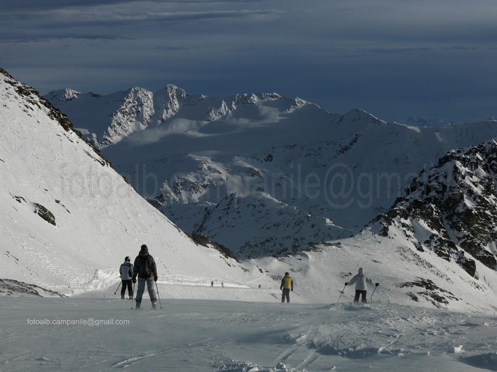 Beltovo sky area, Solda, Alto Adige, South Tyrol, Italy, Italia, Europe