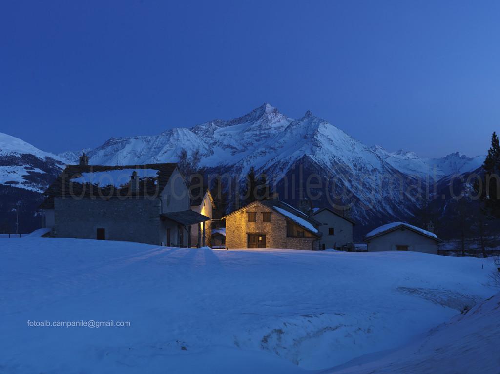 Vetan di Mezzo Vetan, Aosta Valley, Val d'Aosta, Italy