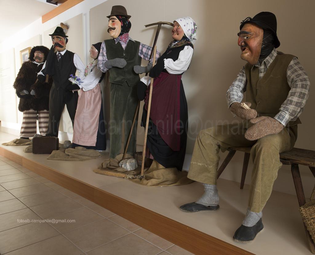 Ethnographic museum, Cima Sappada, Veneto, Italia, Italy, Europe