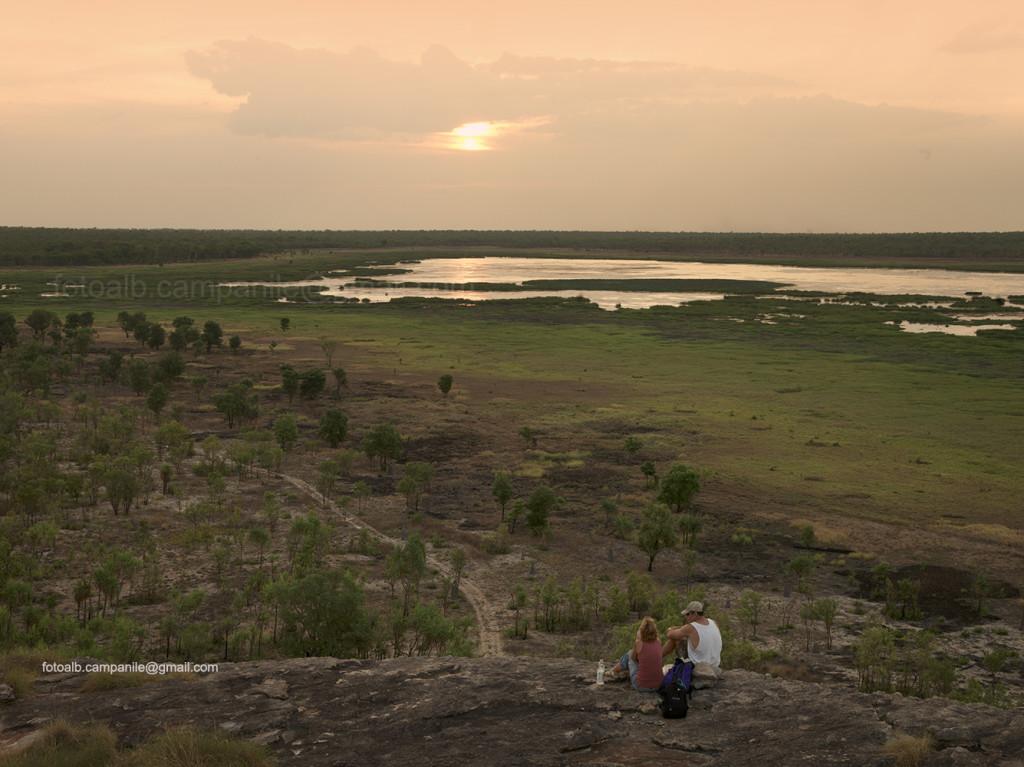 Northern Territory 156 Kakadu National Park, Ubirr, paesaggio  0000