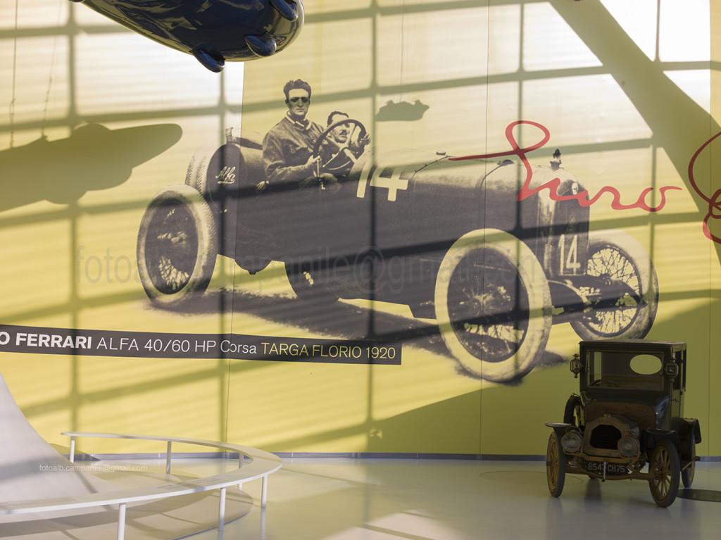 Enzo Ferrai Museum, Modena, Emilia Romagna, Italy, Europe