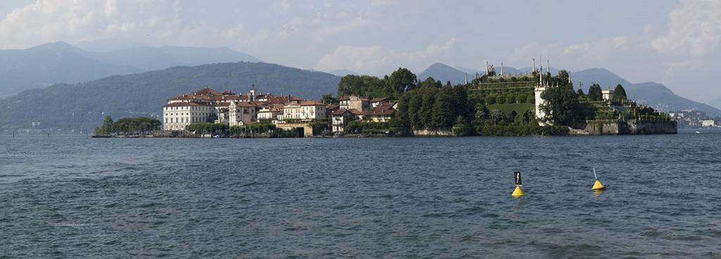 Bella Island, Stresa, Maggiore Lake, Piedmont Region, Italy, Italia, Europe