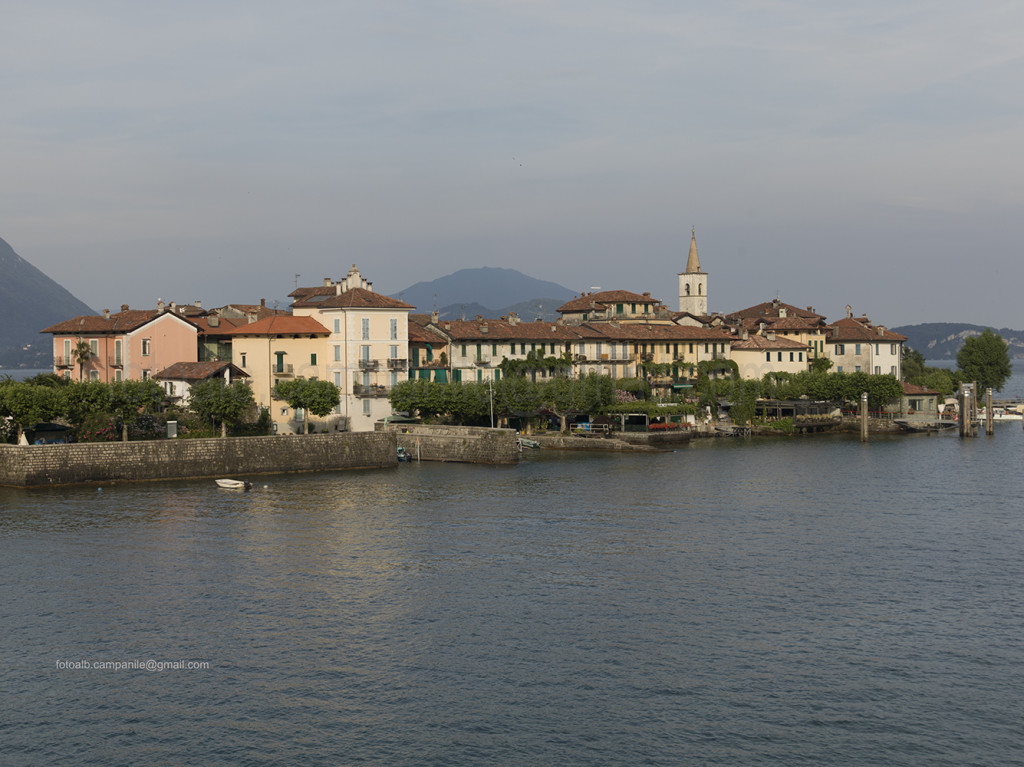 Fishermen's Island, Stresa, Maggiore Lake, Italy, Europe