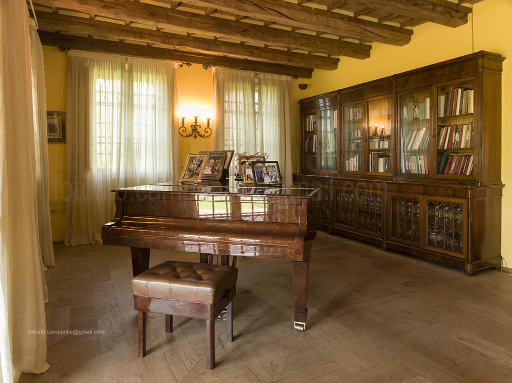 Luciano Pavarotti house Museum, Modena, Emilia Romagna, Italy, Europe