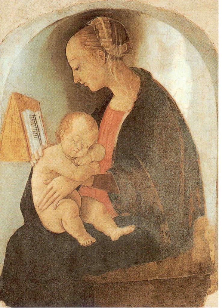 Madonna col Bambino, Casa Natale di Raffaello, Urbino