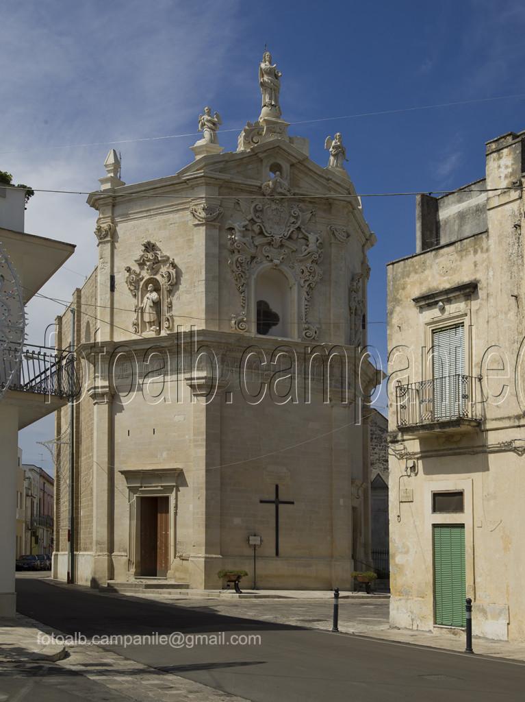 Congrega dell'Immacolata, Cutrofiano, Salento, Puglia, Italy, Europe
