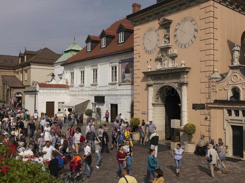 Sanctuary of Jasna Gora, Czestochowa, Jasna Gora, Poland, Europe