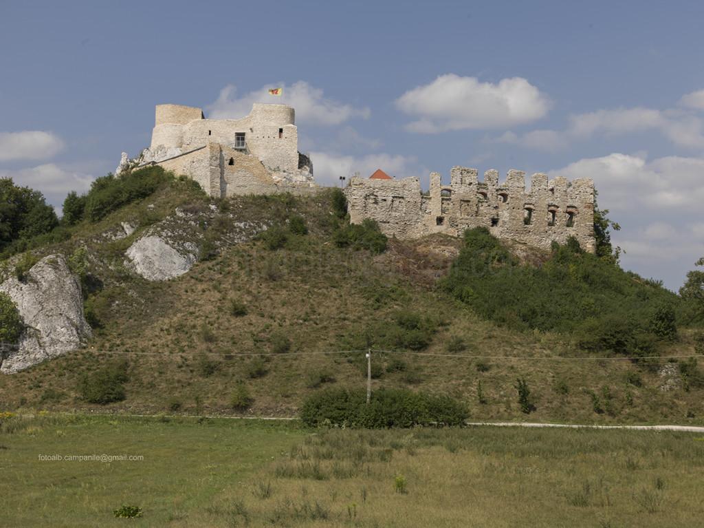 Rabsztyn castle, Rabsztyn, Poland, Europe