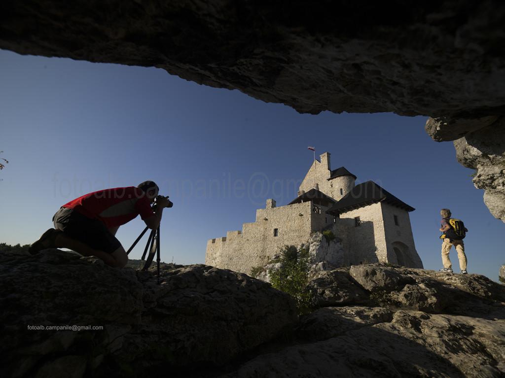 Bobolice castle, Bobolice, Poland, Europe