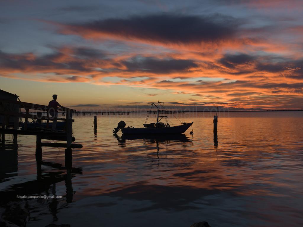 Fishermen house, Scardovari, Porto tolle, Polesine, Veneto, Italy, Europe Alberto Campanile Hasselblad H3D  2014-08-17 20:11:10 Alberto Campanile f/11 1/8sec ISO-50 55mm