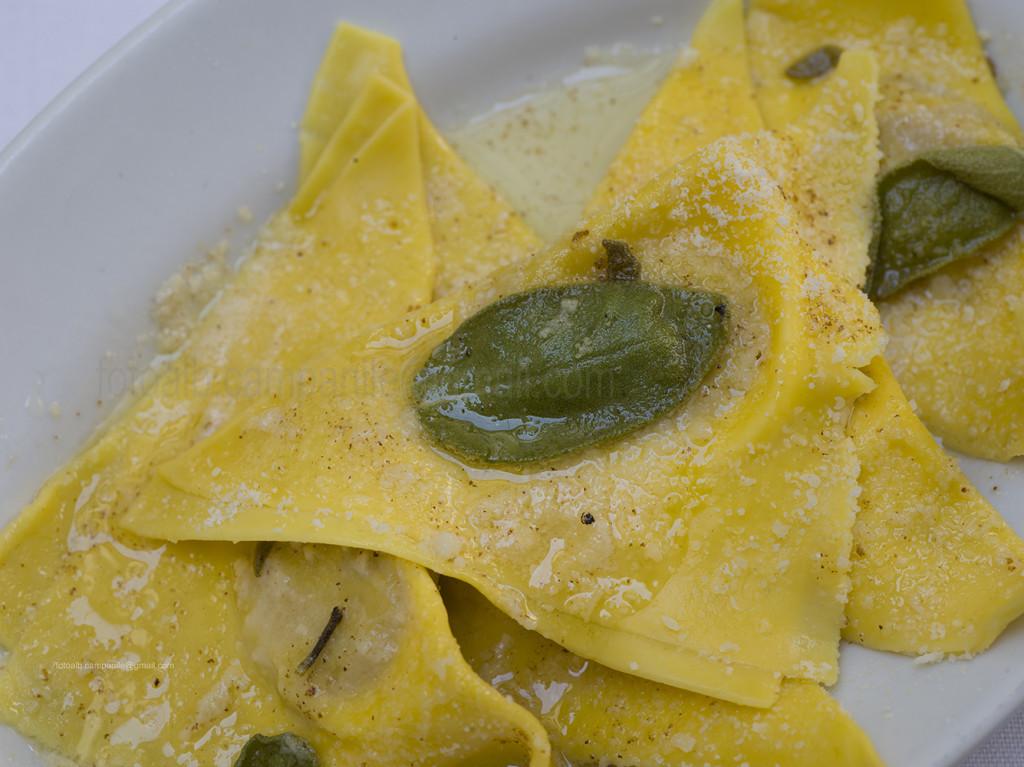 Brescia 626 Osteria al Bianchi, casoncelli burro e salvia