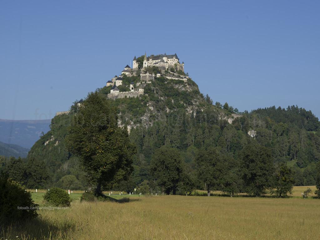 Hochosterwitz castle, Hochosterwitz,  Carinthia, Austria, Europe