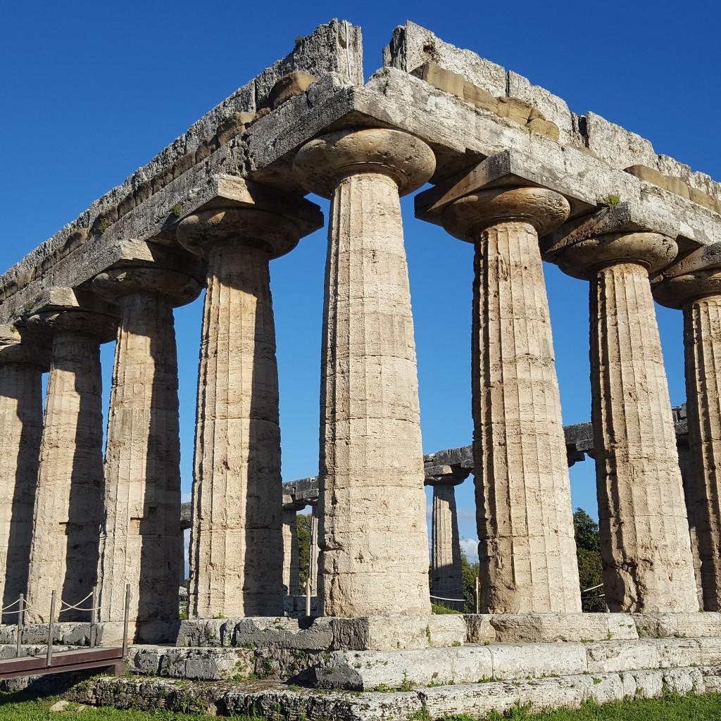 Basilica greca Paestum