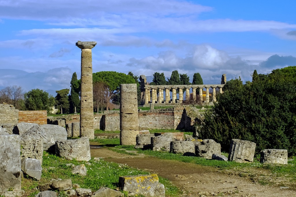 resti romani