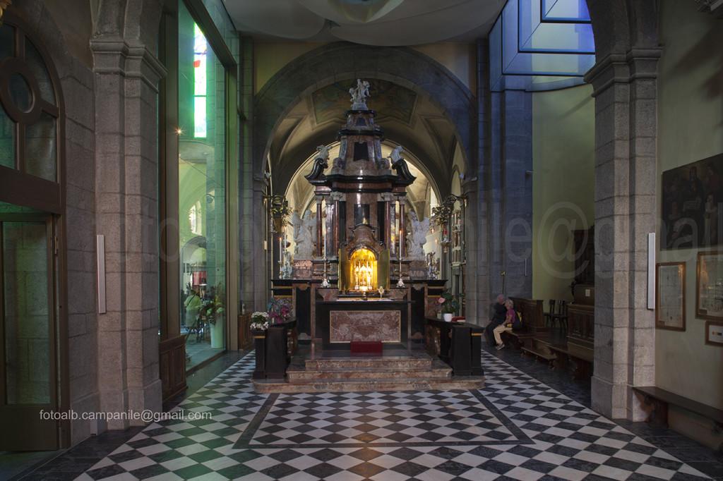 Re Sanctuary, Re, Vigezzo Valley, Piemonte, Italia, Italy