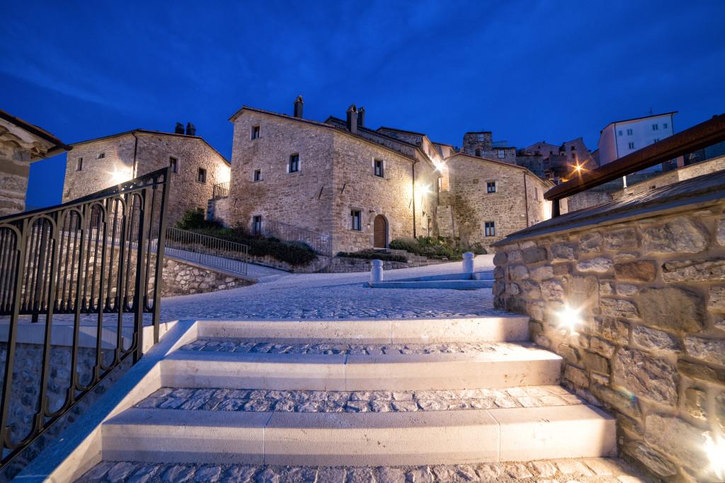 Castel del Giudice, Molise
