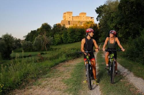 Emilia, in bici dal grande fiume ai monti