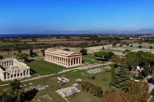 Campania, riapre Parco Archeologico di Paestum e Velia