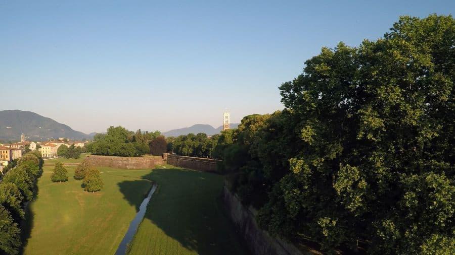 Lucca - veduta delle Mura - r. giomi (3)