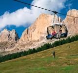 Val d'Ega (Alto Adige), montagna a impatto zero