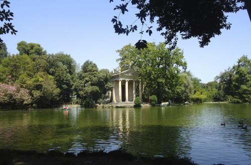 Roma, il lato romantico della capitale