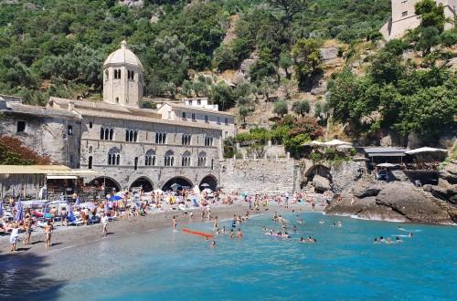 Golfo Paradiso (Liguria), un tuffo nel blu